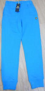 678c9e8d Image is loading Lyle-amp-Scott-boy-joggers-trousers-12-13-