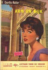 JOAN COLLINS - Vintage DUTCH Magazine ARM EN RIJK Circa 1950's C#60