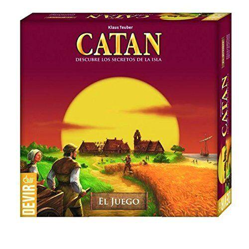 Devir-Los Colonos de Catan-Juego de mesa mesa mesa (Versión en castellano) 65201e