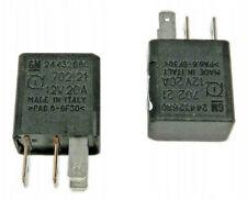 Relais 24432680 70221 12V 20A 4 polig für Opel