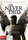 He Never Died (DVD, 2016)