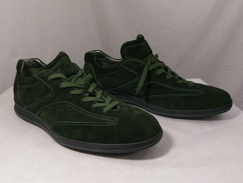 Uomo Hogan  verde verde verde Seude scarpe da ginnastica Tennis scarpe Dimensione 11.5 a71317