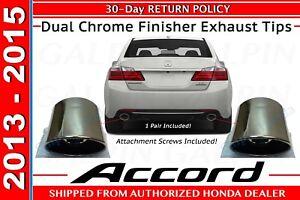 Image Is Loading 1 Set 2017 Honda Accord Genuine Factory