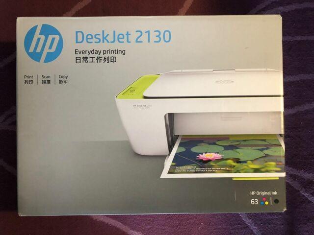 HP Deskjet 2130 All in One for sale online   eBay