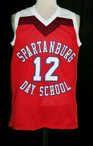 d4d65c33b48 Image is loading ZION-WILLIAMSON-SPARTANBURG-DAY-SCHOOL-GRIFFINS-BASKETBALL- JERSEY-