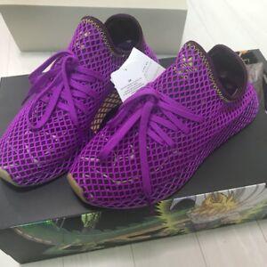 347ece441f0 Adidas Originals DragonBallZ Deerupt Son Gohan's Shoes Sneakers ...