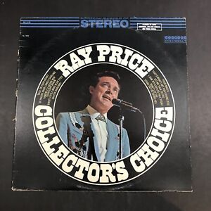 Ray Price - Collector's Choice HS-11172 Vinyl Lp VG+ P9