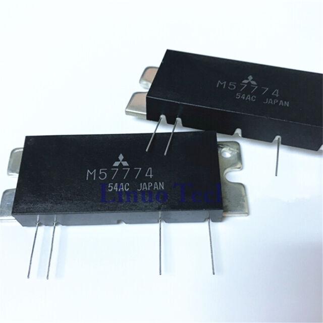 1PCS MITSUBISHI M57745 Encapsulation:MODULE,430-450MHz 12.5V,33W,SSB MOBILE NEW