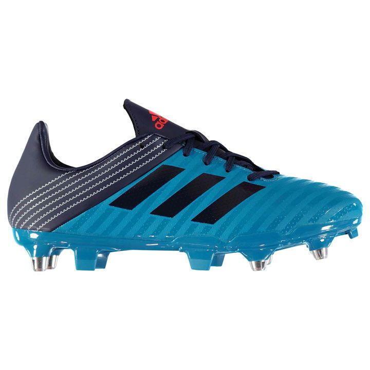 Adidas Bosheit Sg Rugbyschuhe Herren UK 7 2/3 Us 7.5 Eu 40 2/3 7 Ref 117 84902a