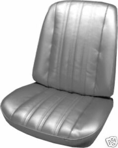 Admirable Details About 1966 66 Chevy Impala Bucket Seat Cover Upholstery Coupe Theyellowbook Wood Chair Design Ideas Theyellowbookinfo