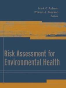 Public Health/Environmental Health: Risk Assessment for ...