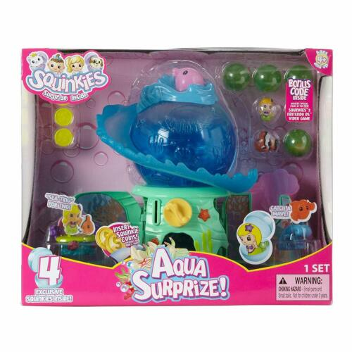 Squinkies-Aqua Squinkies! 37167 Distributeur