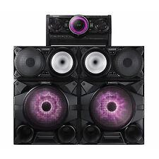 "NEW Samsung MX-HS7000 2300W Giga Sound System 12"" Woofers Bluetooth CD USB"