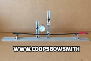 Coop's, Arrow Spine and arrow tester pro 2