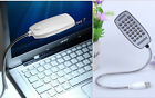 Flexible Bright Mini 28 LED USB Light Computer Lamp for Notebook PC NEW