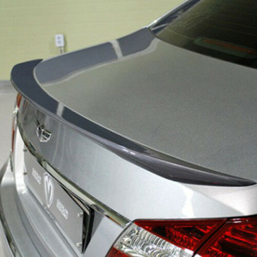 M/&S Rear Lip Spoiler for Hyundai Genesis Sedan 09-14
