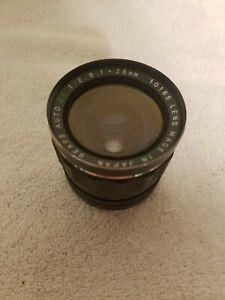 Sears-Auto-EE-28mm-f2-8-Lens-screw-mount