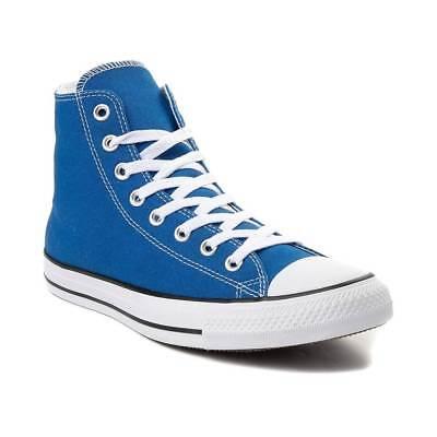 NEW Converse Chuck Taylor All Star Hi Sneaker Snorkel Blue Womens   eBay