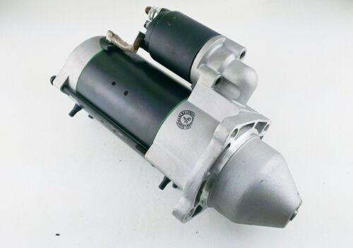 3.0Kw motor de arranque Starter S1603 Motores Deutz tractores /& aplicaciones marinas