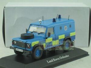 1-43-Atlas-Land-Rover-Defender-Sussex-Inglaterra-coche-de-policia-britanico