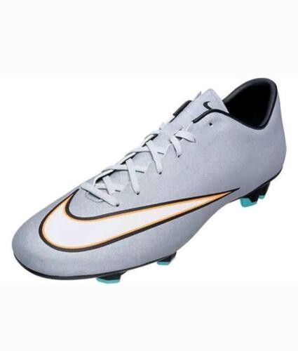 Sz Cr Ronaldo Silver Uomo Turquoise Metallic Mercurial V Nike 7 Fg Victory xoCdeWrB