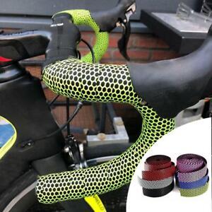 Bike-Bicycle-Handlebar-Tape-MTB-Fixed-Gear-Belt-Soft-Breathable-Anti-Slip