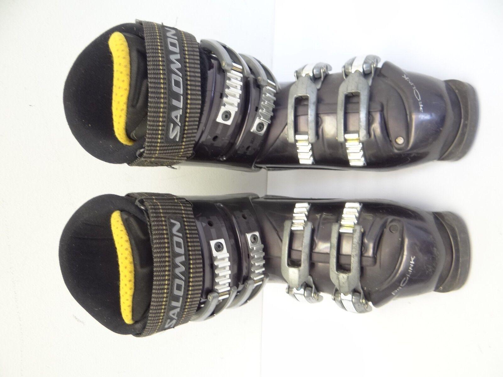 Gebraucht Salomon Prolink Axt Us Technologie Damen Us Axt Größe 6 Ski Stiefel bdd0aa