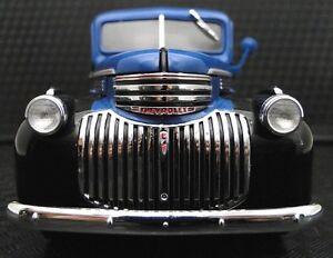 1-Chevy-Pickup-Truck-1940s-Chevrolet-43-Vintage-Antique-12-Sport-Car-24-Metal-18