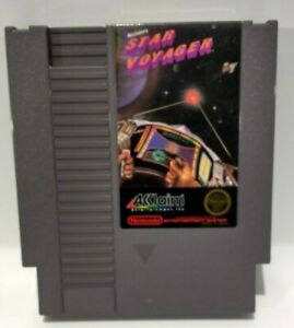 Star-Voyager-Nintendo-Nes-System-Game-1987-Clean-Tested