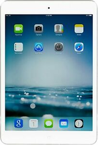 Apple iPad Mini 3 with Retina Display Wi-Fi 16g/64gb, Silver