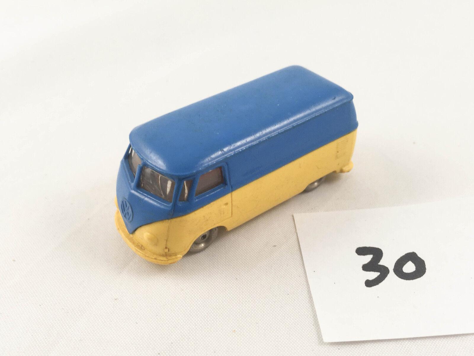 EXTREMELY RARE VINTAGE LEGO VOLKSWAGEN VW SPLITSCREEN MICRO VAN 1 87 HO SCALE