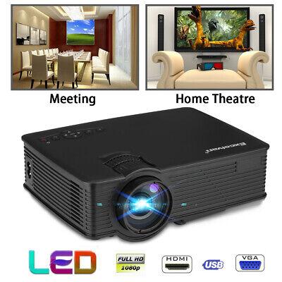 BL-23 Multimedia 7000 Lumens 3D 1080P HD LED Projector Home Cinema HDMI USB VGA
