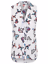 Ex-Store-Ladies-Pleated-V-Neck-Chiffon-Sleeveless-Blouse-Size-8-24 thumbnail 16