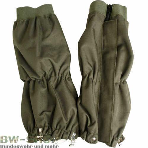 Details about  /Military Waterproof-Gaiters with Steel Rope Bundeswehr Rain Protection Bw Leggings MASCHEN MIT STAHLSEIL BUNDESWEHR REGENSCHUTZ BW GAMASCHEN data-mtsrclang=en-US href=# onclick=return false; show original title