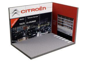 Diorama-presentoir-Concessionnaire-Citroen-1-43eme-43-3-A-Y-AE-002