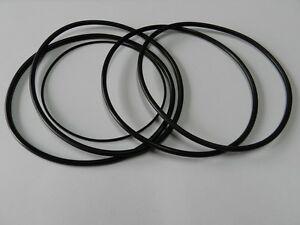 6-pz-CINGHIA-DI-TRASMISSIONE-per-CD-PLAYER-20-30-40-x-1-5-mm