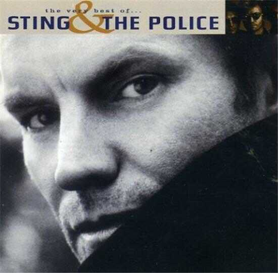STING & THE POLICE Very Best Of CD - Greatest Hits