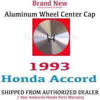 1993 Honda Accord Genuine Alloy Wheel Center Cap