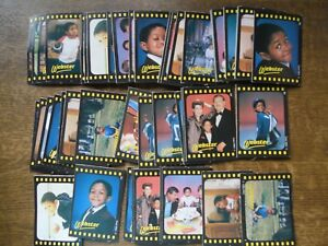 PANINI-LIKE-COMPLETE-SET-OF-100-CARDS-OF-WEBSTER