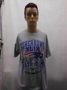 New-England-Patriots-Super-Bowl-XLIX-49-Champions-shirt-XL