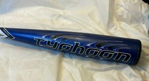 Easton-Typhoon-BK60-7040-Alloy-Baseball-Bat-31-034-28-oz-Drop-3-2-5-8-034-adult-High