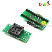Plcc44 To Dip40 Universal Converter Ez Programmer Adapter Chip Simple Socket