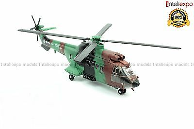 Eurocopter AS532 Cougar 2000 France Army Helicopter Diecast 1/72 Guarantee No 50
