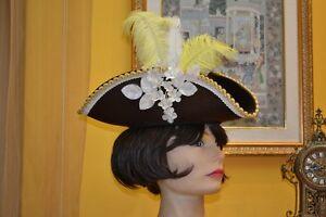 Cappello-Tricorno-Femminile-1700-cod-T01