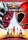 Power Rangers Samurai Vol. 5 The Ultimate Duel 2013 Region 1 DVD WS