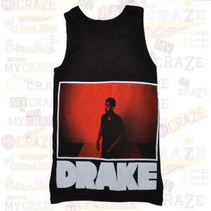 DRAKE-Official-Concert-Tour-Black-Hip-Hop-T-Shirt-Tank-Top
