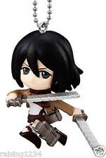 BANDAI Attack on Titan 3D Maneuver Gear Keychain Figure (Mikasa Ackerman)