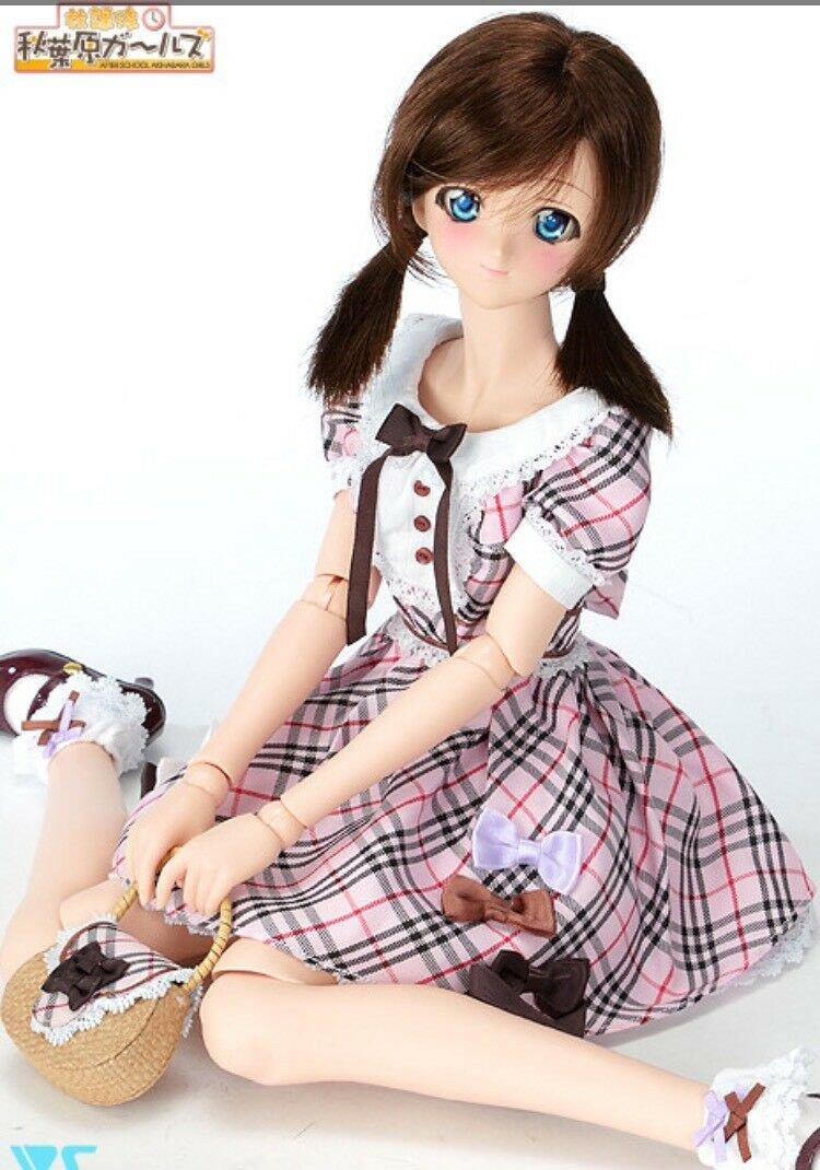 Volks Dollfie Dream clothing Moe Going Out Dress Set DD