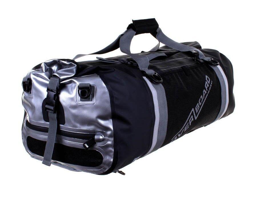 Wasserdichte Reisetasche ProSport Duffel Bag OverBoard 60 l ProSport Reisetasche schwarz 72b987