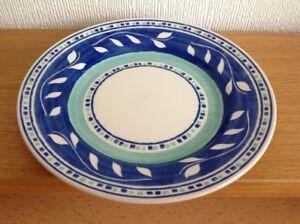 Image is loading SIDE-TEA-BREAD-8-034-PLATE-CHURCHILL-Jeff- & SIDE TEA BREAD 8\